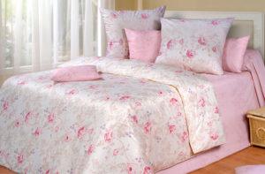 Постельное белье Валенсия (Valensia) Ameli Pink Cotton Dreams