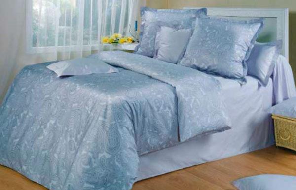 Постельное белье COTTON DREAMS PREMIATA Emporio Silver