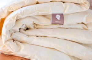 Одеяло MERINO шерсть овечья STANDART
