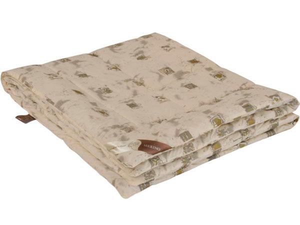 Одеяло MERINO шерсть овечья STANDART- GoldTex (ГолдТекс)