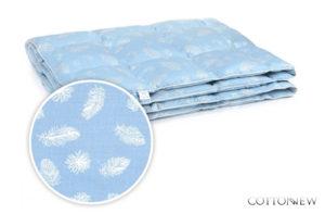 Одеяло пухоперовое