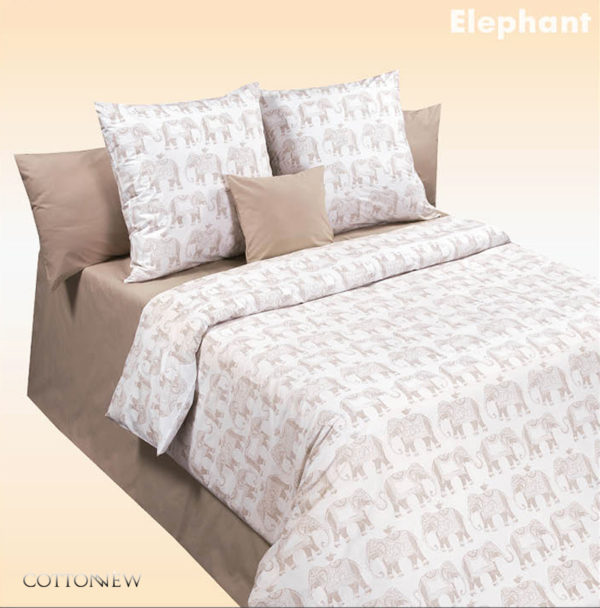 COTTON DREAMS Валенсия Elephant (Элефант)