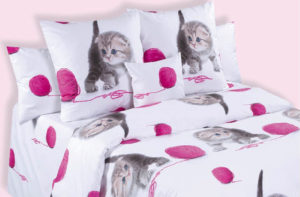 Детское постельное белье Cotton Dreams Pussycats (Пусси Кэтс)