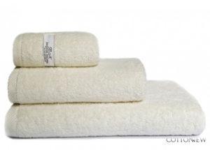 Полотенце махровое Bourgeois Nouveau белый Cotton Dreams
