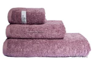 Полотенце махровое Bourgeois Nouveau темно-фиолетовый Cotton Dreams