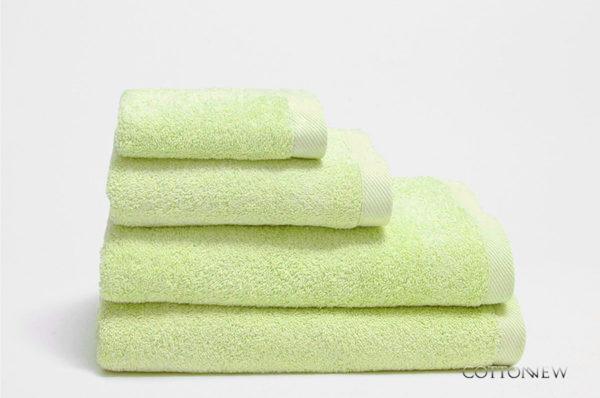 Полотенце махровое Bourgeois Nouveau мята Cotton Dreams