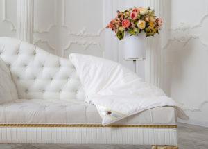 Шелковое одеяло Элит (
