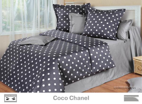 Постельное белье КОТТОН ДРИМС Premiata Coco Chanel (Коко Шанель)