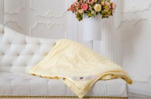 Шелковое одеяло (