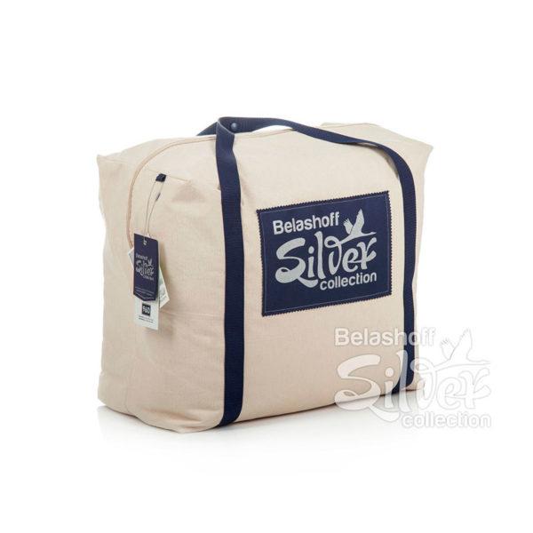 Образец упаковки перина пуховая Belashoff Silver 960