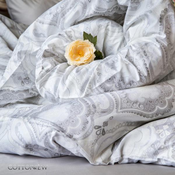 Постельное белье Jamestown (Джеймстаун) сатин Cotton Dreams Milan