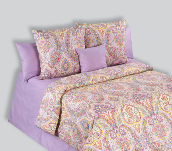 Постельное белье ПОПЛИН Safran (Сафран) Cotton Dreams