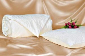 Шелковое одеяло Comfort Premium 140/205 (среднее) OnSilk (ОнСилк)