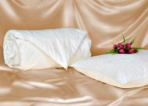 Шелковое одеяло Comfort Premium 140/205 (облегченное) OnSilk (ОнСилк)