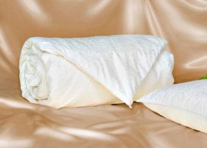 Шелковое одеяло Comfort Premium 200/220 (облегченное) OnSilk (ОнСилк)