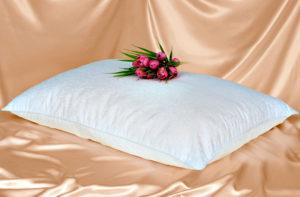 Шелковая подушка Onsilk Comfort Premium 50/70 M (средняя)