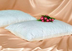 Шелковая подушка Onsilk Comfort Premium 50/70 S (низкая)