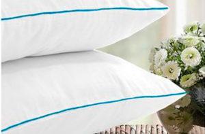 Шелковая подушка Onsilk Harmony 50/70 S (низкая плюс) - CottonNew.ru