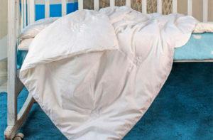 Купить детское одеялоOnsilk ComfortPremium 110/140 шелковое в интернет-магазине CottonNew.ru с бесплатной доставкой по Москве!