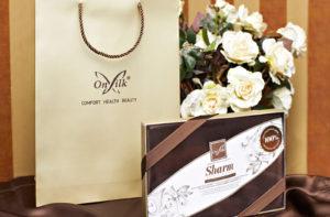 Наволочки сатин Sharmes купить в Москве со скидкой!