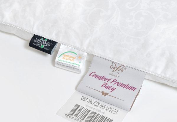 Детское одеяло Onsilk Comfort Premium 110/140 (среднее) CottonNew.ru
