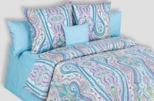 Постельное белье поплин Indian Summer Cotton Dreams