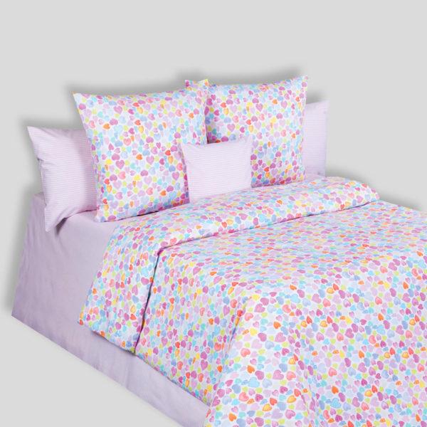 Постельное белье поплин Joy (Радость) Cotton Dreams