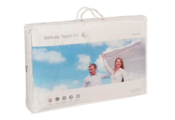 "Одеяло DELICATE TOUCH AIR ""Лебяжий пух"" GoldTex (ГолдТекс)"