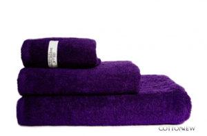 Полотенце махровое (хлопок 100%) Cotton Dreams Blackbary Bourgeois Nouveau