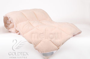 Одеяло DELICATE TOUCH Mellow Лебяжий пух - GoldTex (ГолдТекс)
