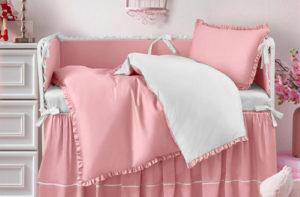 Детское постельное белье Sharmes for MIA (Rosa Romantica)