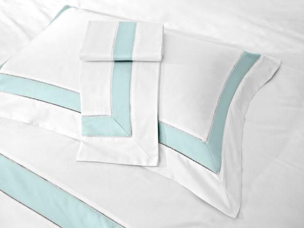 Постельное белье сатин Sharmes Prime (Зеленый шалфей) Solid