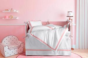 Детское постельное белье Sharmes for MIA (Rosa Classica) CottonNew.ru