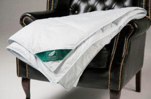 Одеяло пуховое Anna Flaum FRÜHLING (легкое) от CottonNew.ru