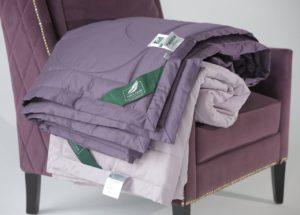 Хлопковое одеяло Anna Flaum Farbe (легкое) купить в Москве