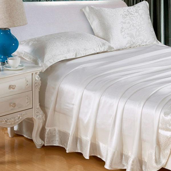 Шелковое постельное белье Luxe Dream Bastia (Бастия) шелк 100%