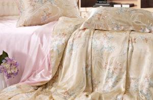 Шелковое постельное белье Luxe Dream Belle (Бэлль) шелк 100%