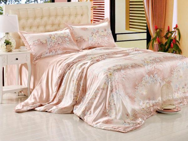 Шелковое постельное белье Luxe Dream Deira (Дэйра) шелк 100%
