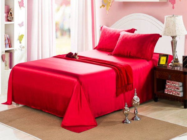 Шелковое постельное белье Luxe Dream La Prire (Ла Прире) шелк 100%