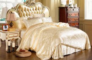 Шелковое постельное белье Luxe Dream Lorett (Лоретт) шелк 100%