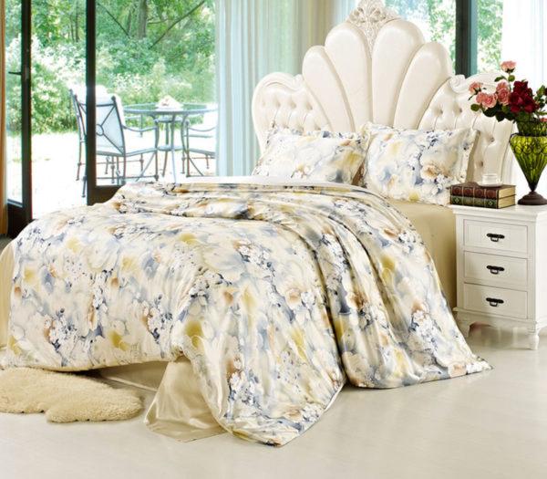 Шелковое постельное белье Luxe Dream Mesagne (Мезанье) шелк 100%