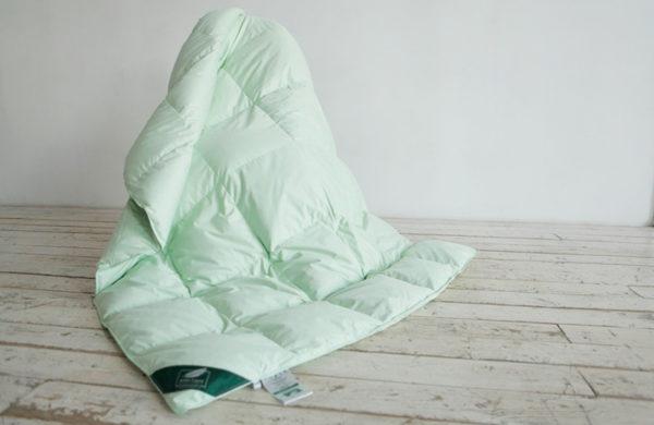 Одеяло пуховое Anna Flaum SOMMER (всесезонное) от CottonNew.ru