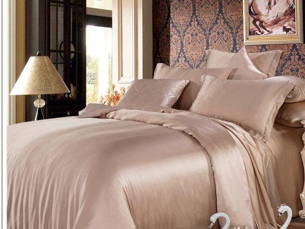 Шелковое постельное белье Luxe Dream Шармель шелк 100%