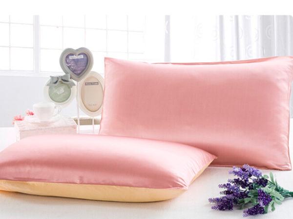 Шелковое постельное белье Luxe Dream Elite Золото-кремовый шелк 100%
