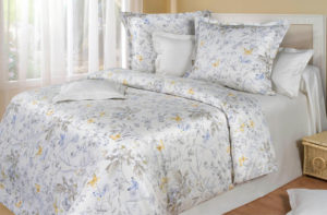Постельное белье сатин Monaco (Монако) COTTON DREAMS Premiata
