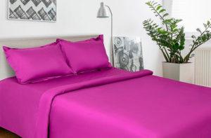Постельное белье сатин Этель Пурпурное сияние ET-358 купить в Москве!