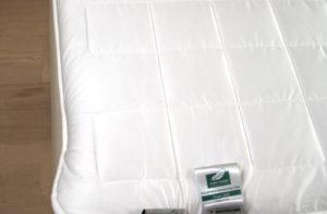 Наматрасник шерсть мериноса Anna Flaum WARM купить в интернет магазине