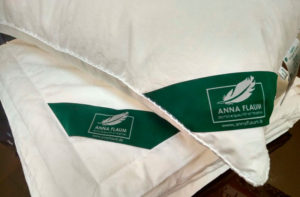 Шелковое одеяло Anna Flaum ELEGANZ (всесезонное) купить в Москве