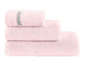 Полотенце махровое Cotton Dreams Crystal Pink (хлопок 100%) Bourgeois Nouveau