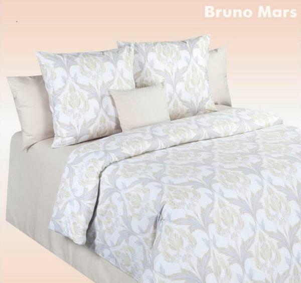 Постельное белье перкаль Cotton Dreams Bruno Mars (Бруно Марс) Valencia